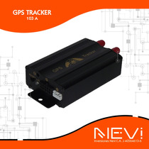 Gps Tracker 103a Rastreo Satelital
