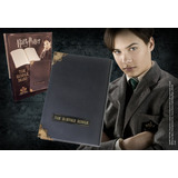 Diario Tom Riddle Lord Voldemort Original Noble Collection
