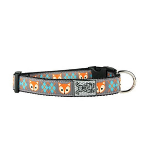 Rc Pet Products 1 \collar De Perro Ajustable, Grande, Fox