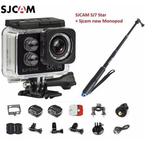 Sjcam Sj7 Star Com Entrada Microfone Externo Da Sj Dudacell