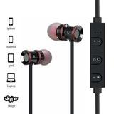Negro - Zh54 Deportivos Auriculares Bluetooth Auricular De