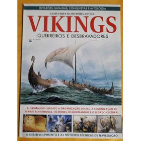 Revista Vikings - Guerreiros E Desbravadores N°01