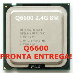 Processador Intel Core 2 Quad Q6600 Lga775 Fsb1066 Seminovo