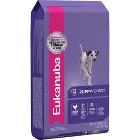 Alimento Perro Cachorro Raza Mediana Eukanuba Puppy 15 Kg