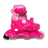 Rollers Extensibles Infantil Protecciones Casco Nene Nena