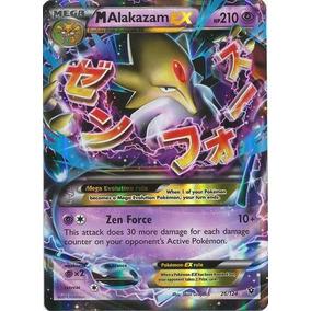 Mega Alakazam Ex