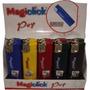 Encendedor Magiclcik Electronico Caja X 15 Venta Por Mayor