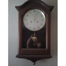 Reloj De Pared Soneria Horas Y Medias Beesser