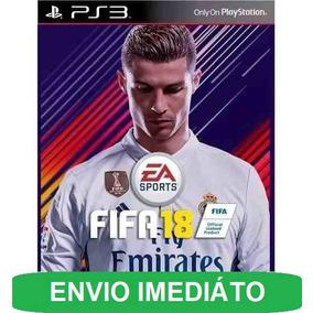 Fifa 18 Ps3 Fifa 2018 Envio Imediato !!