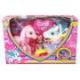 Horse Lovely Mini Pony Juguete Piñata Caballos F88-24 Niñas