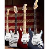 Fender Stratocaster Usa Especial C/estuche+env Gratis