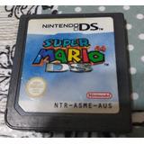Super Mario 64 Ds Solo Cartucho Para Nintendo Ds O 3ds