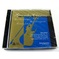 Grandes Clasicos Schubert Deyanova Cd Nuevo Sellado Ed 2007