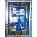 Bomba Tablero De Control Electrico