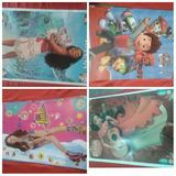Docena De Afiches Para Piñatas Pequeños Y Grandes