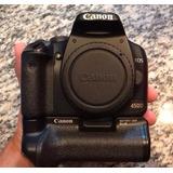 Cámara Profesional Réflex Canon Xsi Con Baterrygrip