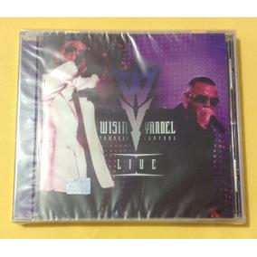 Wisin Y Yandel - Tomando Control Live - Cd