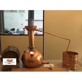 Mini Alambique Produção Cachaça Rum Whisky Destilados