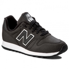 zapatillas new balance negras mujer