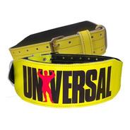 Cinto Cinturón Reforzado Hebilla Entrenamiento Universal Gym