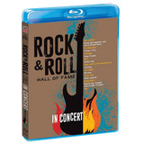 Rock & Roll Hall Of Fame In Concert Varios Artistas Blu-ray