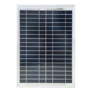 Painel Placa Solar Fotovoltaica 20w Padrão 12v Komaes