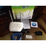 Router Tp-link - Modelo Tl-wa801nd