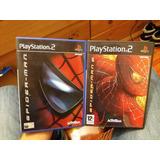 Spiderman 1 Y 2 Ps2 / Playstation 2