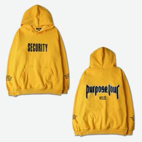 Purpose Tour Security Justin Bieber Unisex.
