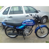 Vendo Honda Cg 125 Today Restaurada!!!