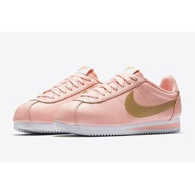 Zapatillas Urbanas Nike Color Rosa de Mujer Usado en Mercado Libre