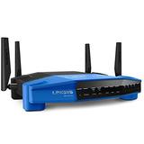 Doble Banda De Linksys Ac1900 Abrir Fuente Wifi Wireless