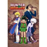 Posters Hunter X Hunter 60 X 90 Cm