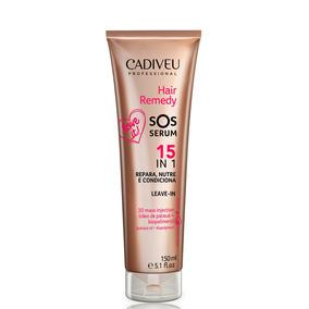 Cadiveu Hair Remedy Sos Serum 15 Em 1 Leave-in 150ml