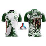 Camisa Torcida Palmeiras/ Porco/ Mancha Verde/ Palestra