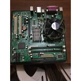 Negociable Placa Intel D945gcnl+proce Intel E2160+2 Ram