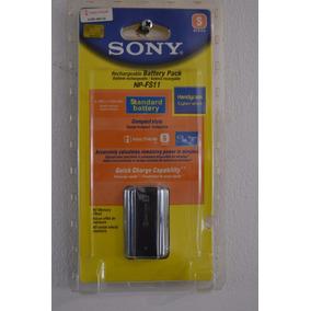 Vendo Bateria Sony Np Fs11 Original