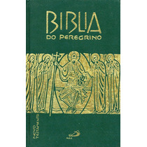 Bíblia Do Peregrino - Novo Testamento, Encadernada