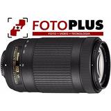 Lente Af-p Dx Nikkor 70-300mm F/4.5-6.3g Vr Nikon Fotoplus
