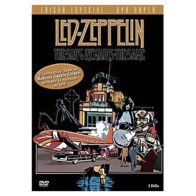 Dvd Led Zeppelin - The Song Remains The Same (2 Dvds)