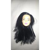 Cabeça Barbie Asiatica Made To Move