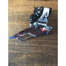 Cambio Shimano Xt M781 Delantero Triple Jalon Dual 34.9mm