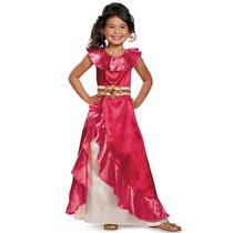 Disfraz Elena Aventura Vestido Clásico Infantil De Disfrace