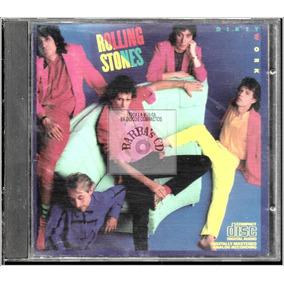 Rolling Stones - Dirty Work (1º Ed. Usa 1986, Como Nuevo- )