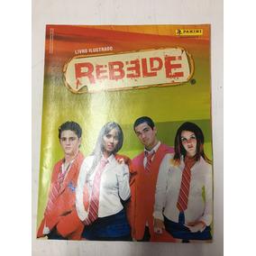 Rebelde Rbd Livro Ilustrado Panini Completo