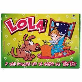 Lola Y Las Pulgas En La Cama De Toto Juego De Mesa