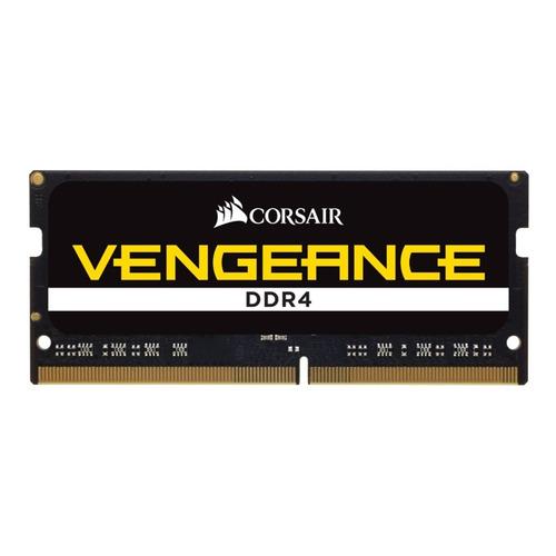 Memoria RAM 8GB 1x8GB Corsair CMSX8GX4M1A2400C16 Vengeance