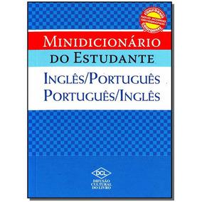 Mini Dicionario Do Estudante Ingles/portugues