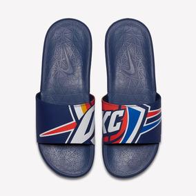 Ojotas Nike Benassi Nba Varios Modelos - A Pedido