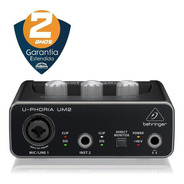 Interface De Audio  Behringer Um-2